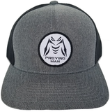 PREYING MAN Hat Grey / Black