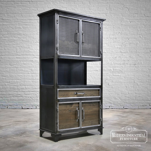 SpeakEasy Wine Hutch / Cabinet
