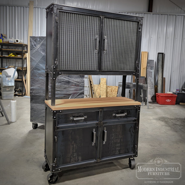 Hamilton Industrial Hutch