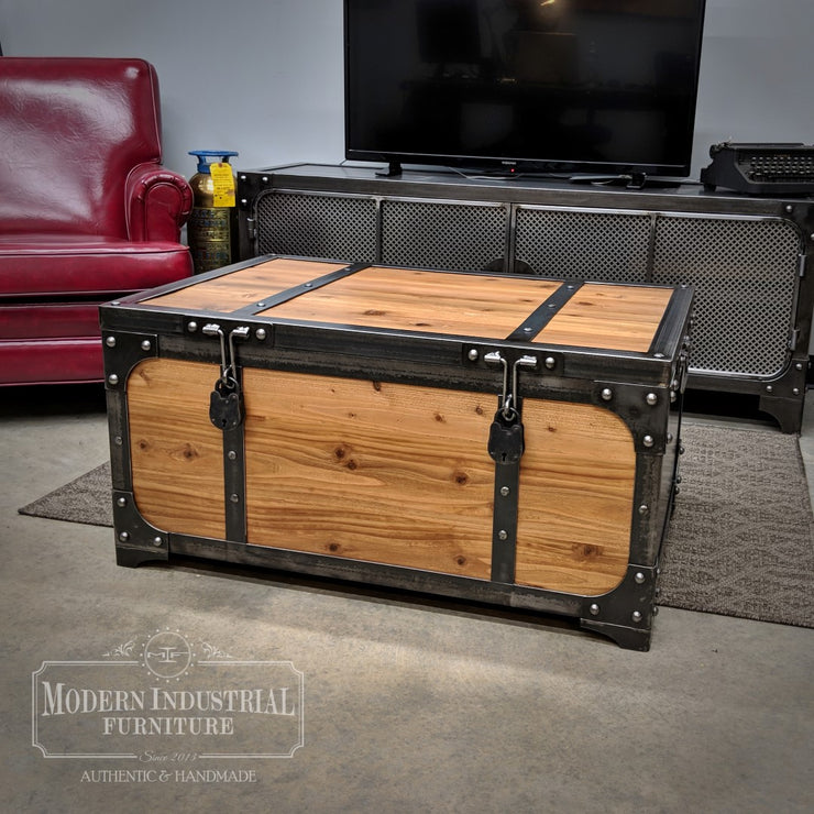 Steamer Coffee Table