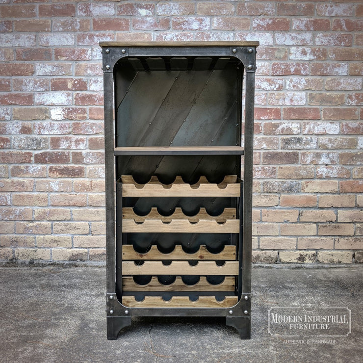 Mini Wine Bar Cabinet