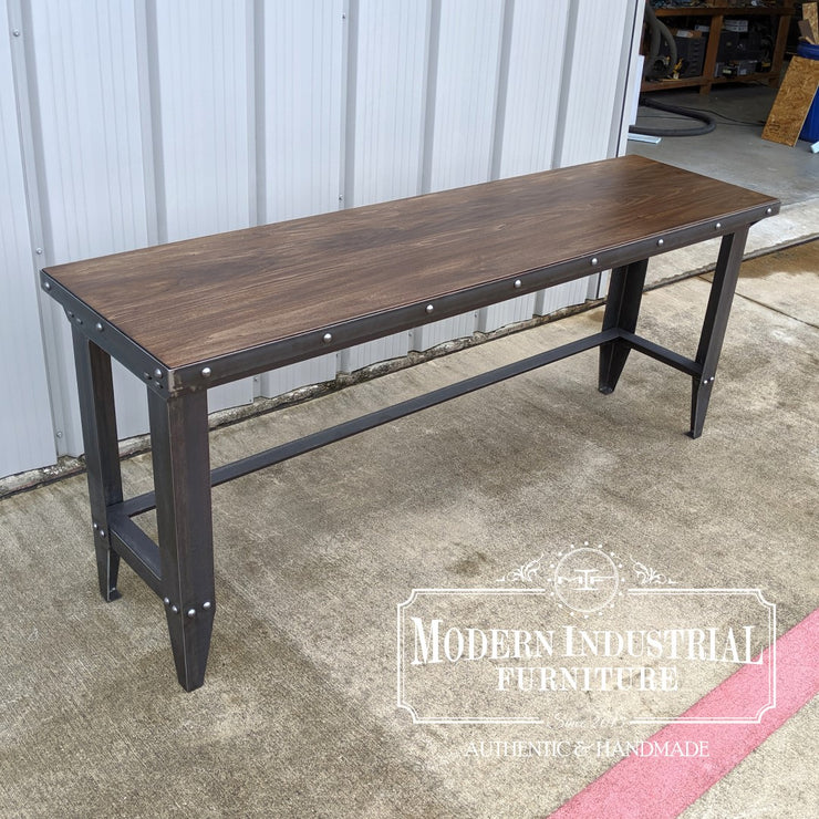 Machinist Sofa Table