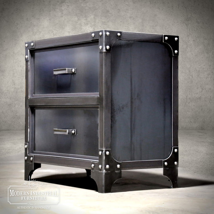 Lateral Industrial File Cabinet