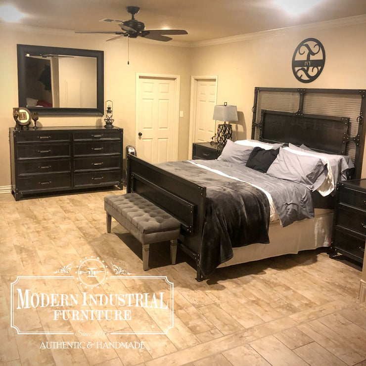 GrandView 8-Drawer Dresser