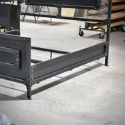 Taller Side Rails Add-on Option for GrandView Bed