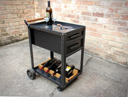 Brewster Beverage Cart