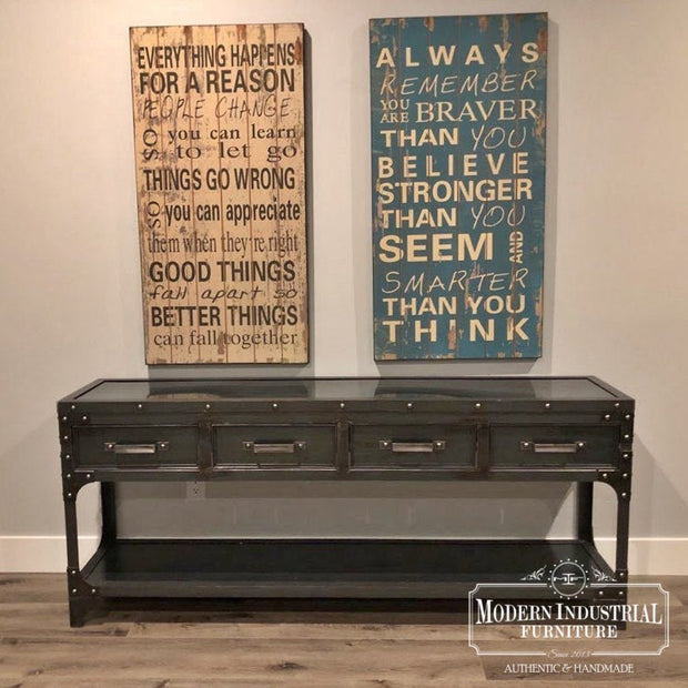 Dempsey Sofa Table
