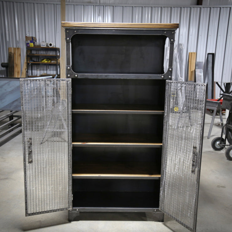 Anvil Bookcase