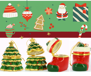 New in! Christmas Decorations.