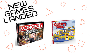New Board Games Landed!