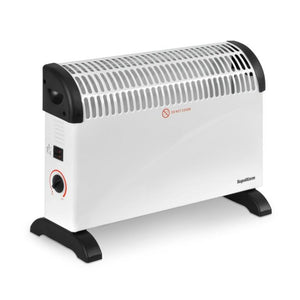 SupaWarm Convector Heater 2000w Lightweight 3 heat settings
