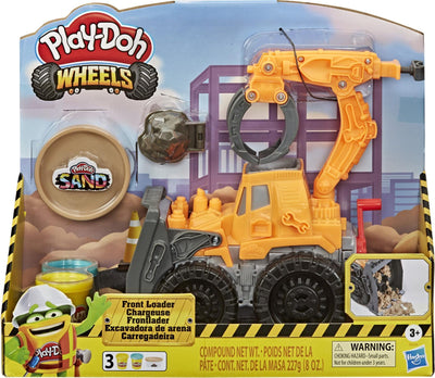 Play-Doh Front Loader Truck Set Classic Play-doh Creativity Fun
