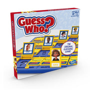 Guess Who The Original Guessing Game By Hasbro