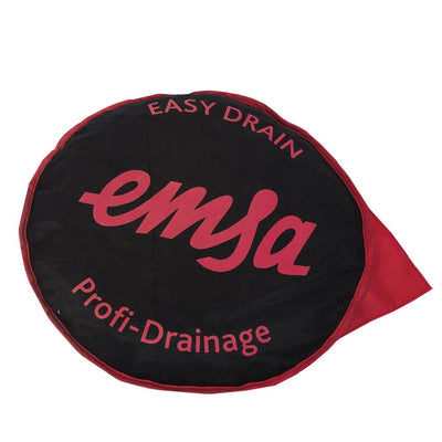 Plant Pot Easy Drain No water logging,Frost Protection,Retain Moisture 10in Emsa