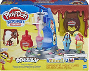 Play-Doh Drizzy Ice Cream PlaySet Classic Play-doh Creativity Fun