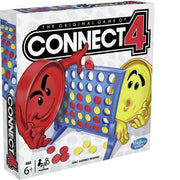 Connect 4 Classic Grid 4 In A Row Board Game Is Disc-Dropping Fun