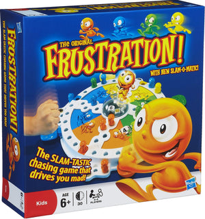 Frustration Classic chasing game where everyone's frustrated