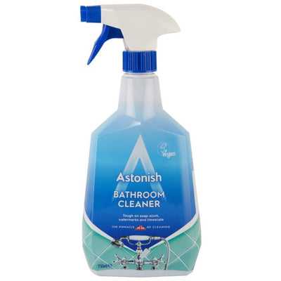 Astonish Bathroom Cleaner 750ml Streak Free Fresh Pine Scent