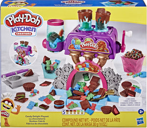 Play-Doh Candy Playset Set Classic Play-doh Creativity Fun