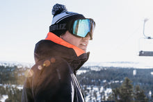 Load image into Gallery viewer, EJ division - St Moritz Blue Beanie - EJ division