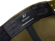 Load image into Gallery viewer, EJ division - Val d´Isére Green Snapback Cap - EJ division