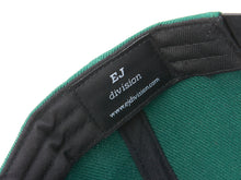 Load image into Gallery viewer, EJ division - Naeba Green/Black Snapback Cap - EJ division