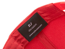 Load image into Gallery viewer, EJ division - Kitzbühel Red Snapback Cap - EJ division