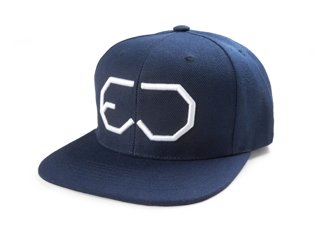 EJ division - St Caterina Blue Snapback Cap - EJ division