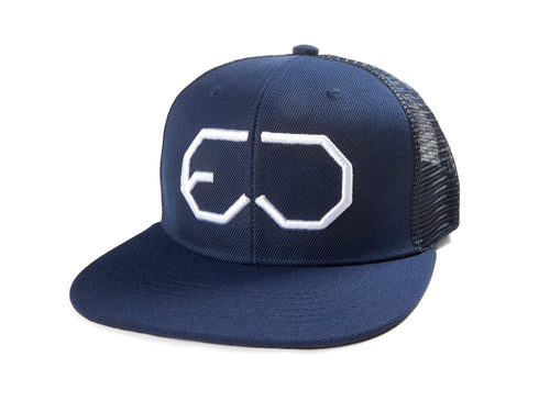 EJ division - St Caterina Blue Trucker Cap - EJ division