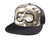 Load image into Gallery viewer, EJ division - Himalaya Camo/Black Trucker Cap - EJ division