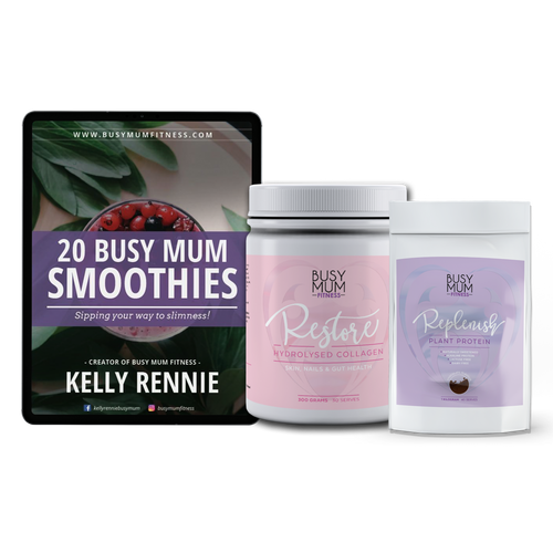 Exclusive Bundle Offer Extra $10 Off + Free Postage & Smoothie Ebook