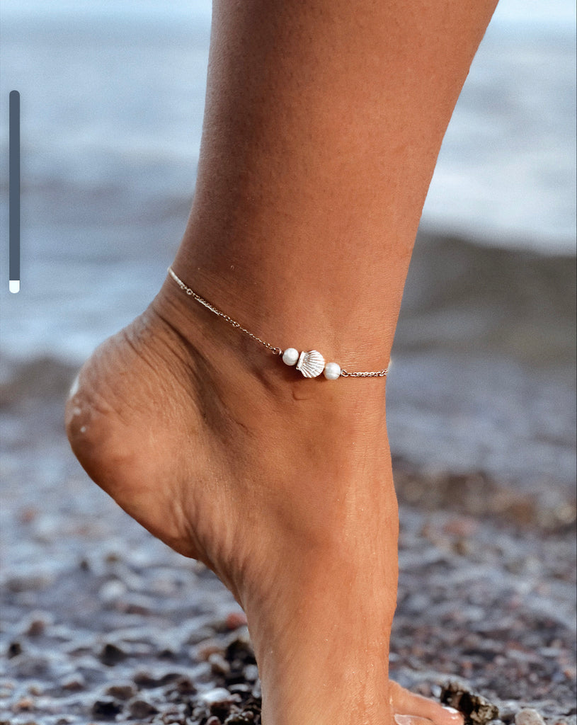 Endless summer ~ bracelet de pied