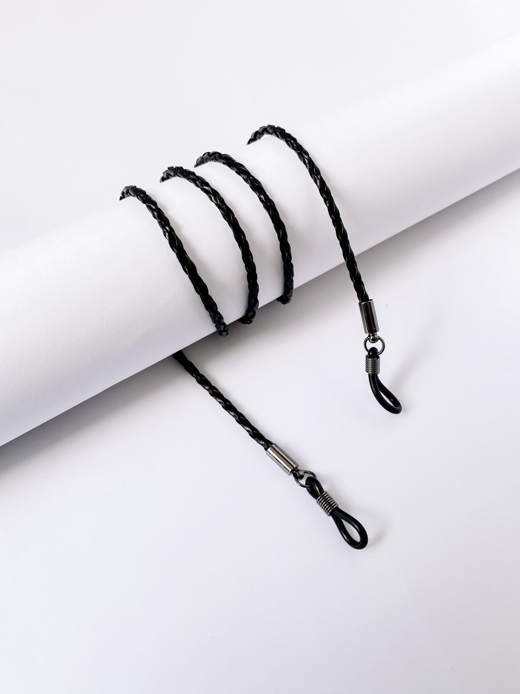 Braided Straps Black Walters