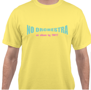 NO ORCHESTRA T-SHIRT