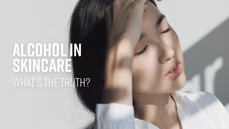Alcohol in Skincare: What is the Truth? | BONIIK Blog