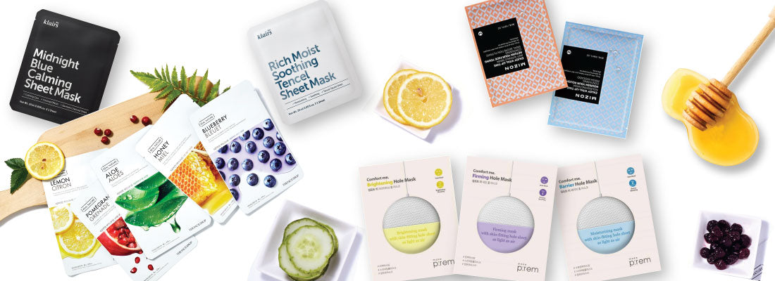 Mask Sheets Free Gift with Purchase | BONIIK Australia
