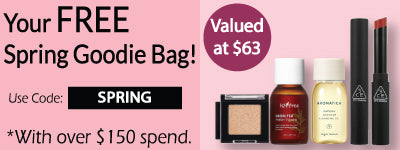 Spring Goodie bag with over $150 spend | BONIIK