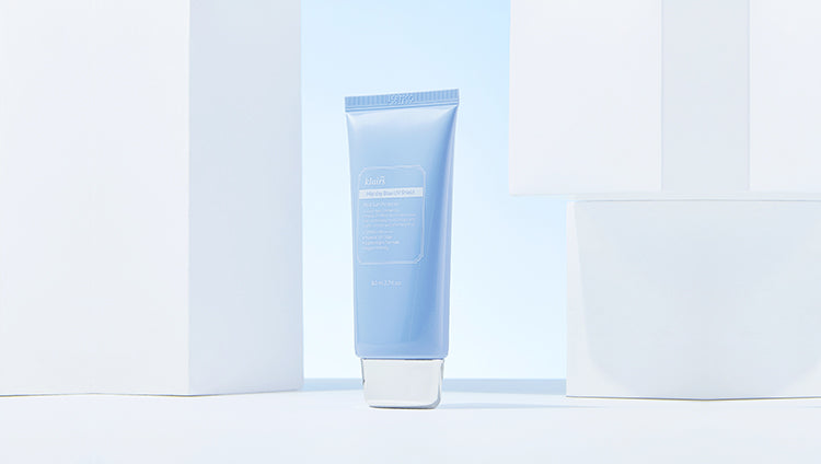 KLAIRS Mid Day Blue UV Shield | BONIIK Best Korean Beauty Skincare Makeup in Australia