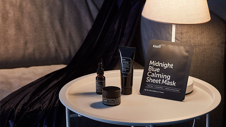 KLAIRS Midnight Blue Calming Cream | BONIIK Best Korean Beauty Skincare Makeup in Australia