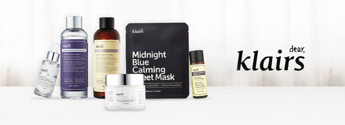 KLAIRS | BONIIK - Best Korean Beauty Skin Care and Makeup in Australia | Official Distributor