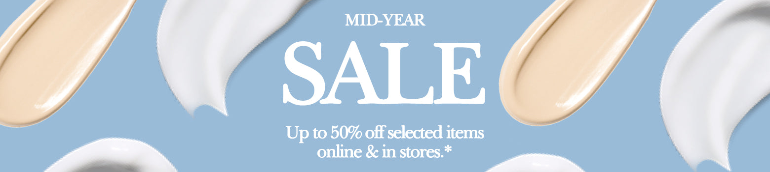 MID-YEAR SALE UP TO 50%