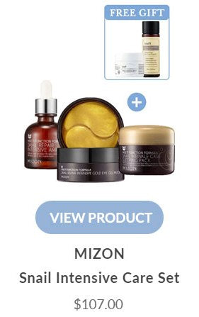 MIZON Snail Intensive Care Set