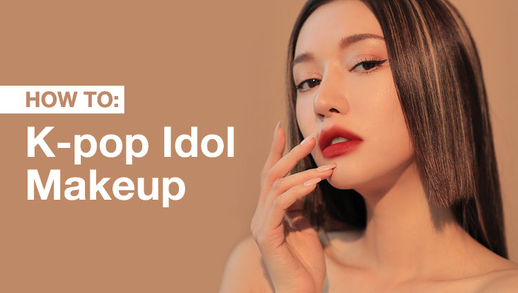 K-pop Idol Makeup | Korean Makeup Inspiration | BONIIK Best Korean Beauty Skincare Makeup in Australia