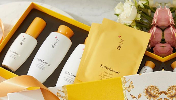 SULWHASOO First Care Serum 3 Set | Luxury Skincare | BONIIK Best Korean Beauty in Australia
