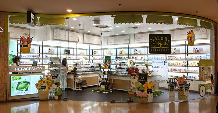 THE FACE SHOP THE GALERIES STORE