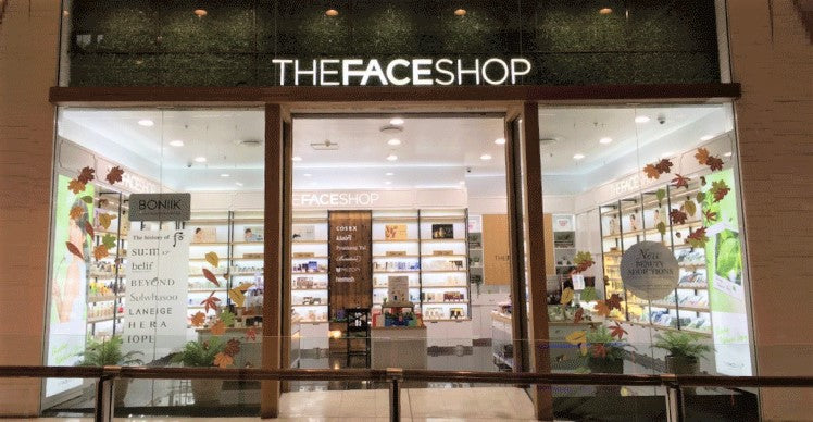 THE FACE SHOP WESTFIELD CHATSWOOD
