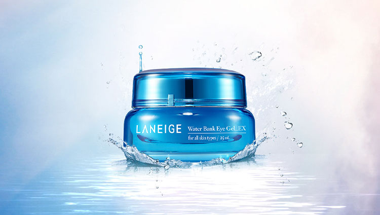 LANEIGE Water Bank Eye Gel | Eye Care | BONIIK