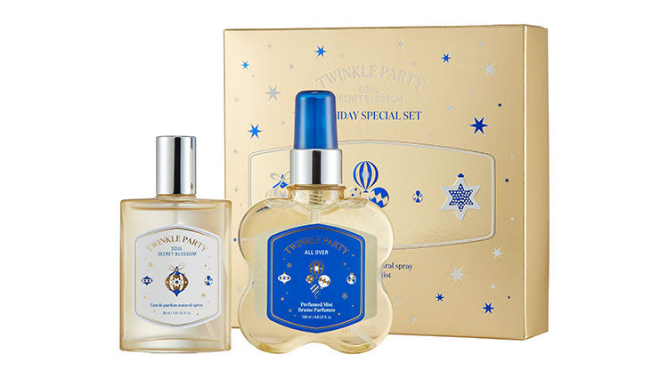 THE FACE SHOP Soul Secret Blossom Perfume Holiday Special Set | Holiday sets | BONIIK
