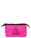 3CE Pink Pouch Small | Cosmetic Bag | BONIIK | Best Korean Beauty Skincare Makeup in Australia