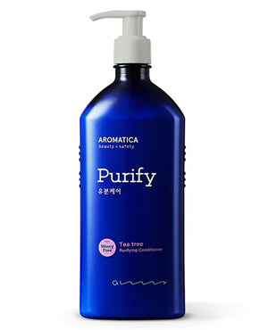 AROMATICA Tea Tree Purifying Conditioner | Hair Care | BONIIK